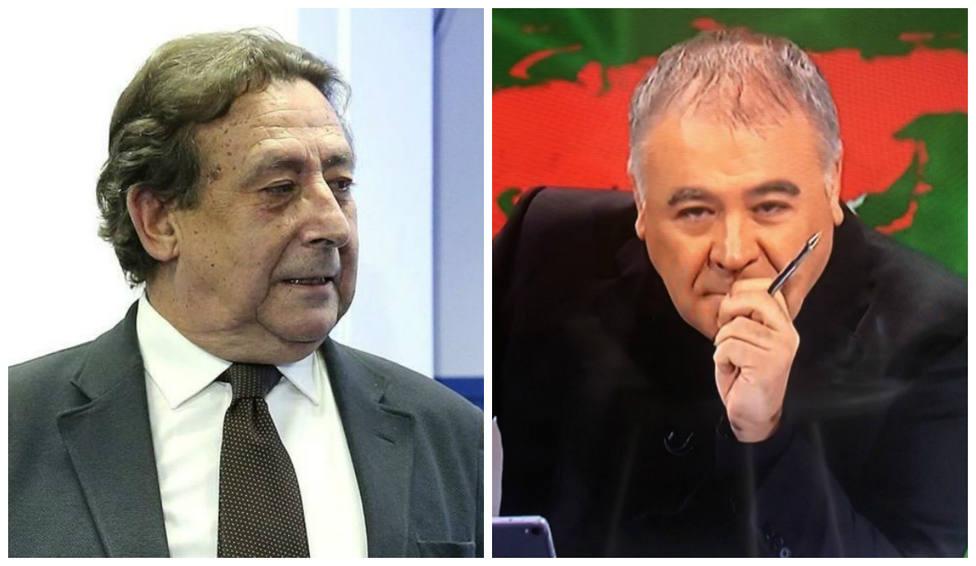 La pregunta de Alfonso Ussía a Ferreras tras la imputación de Podemos