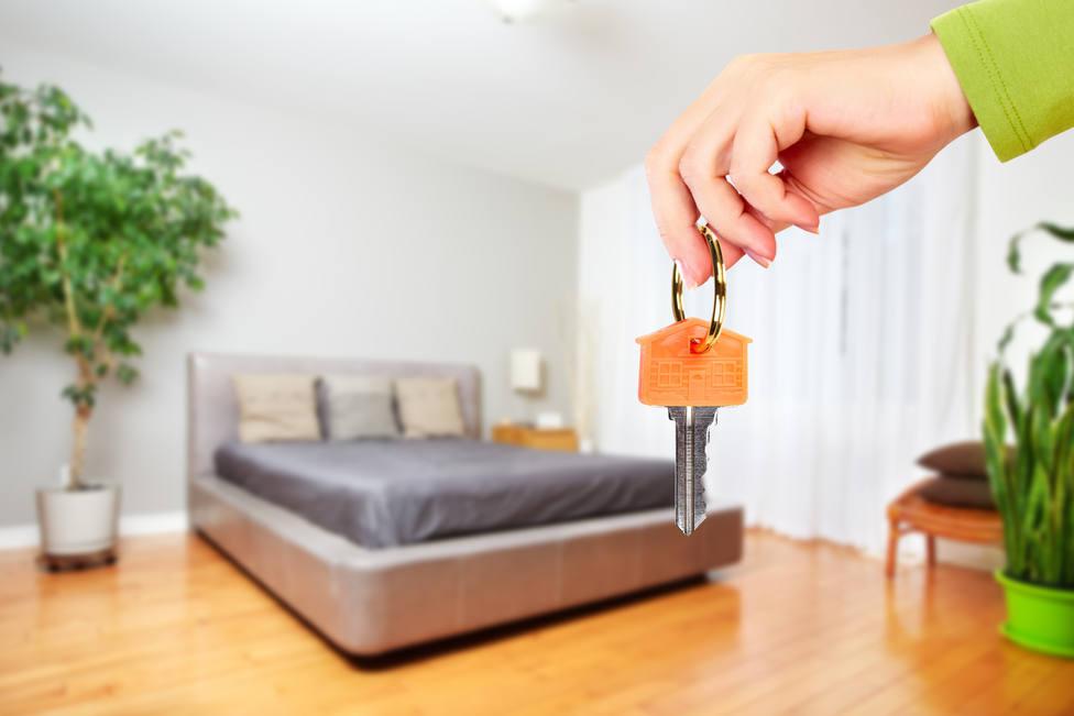 Alquilar una habitación en España es un 2,7% más caro que hace un año