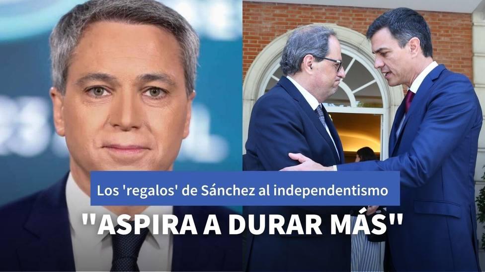 Vicente Vallés y el Gobierno de Sánchez