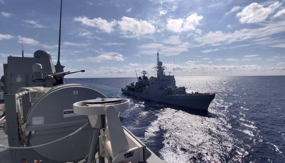 El patrullero de altura Infanta Cristina realizará vigilancia marítima en aguas de soberanía e interés nacional