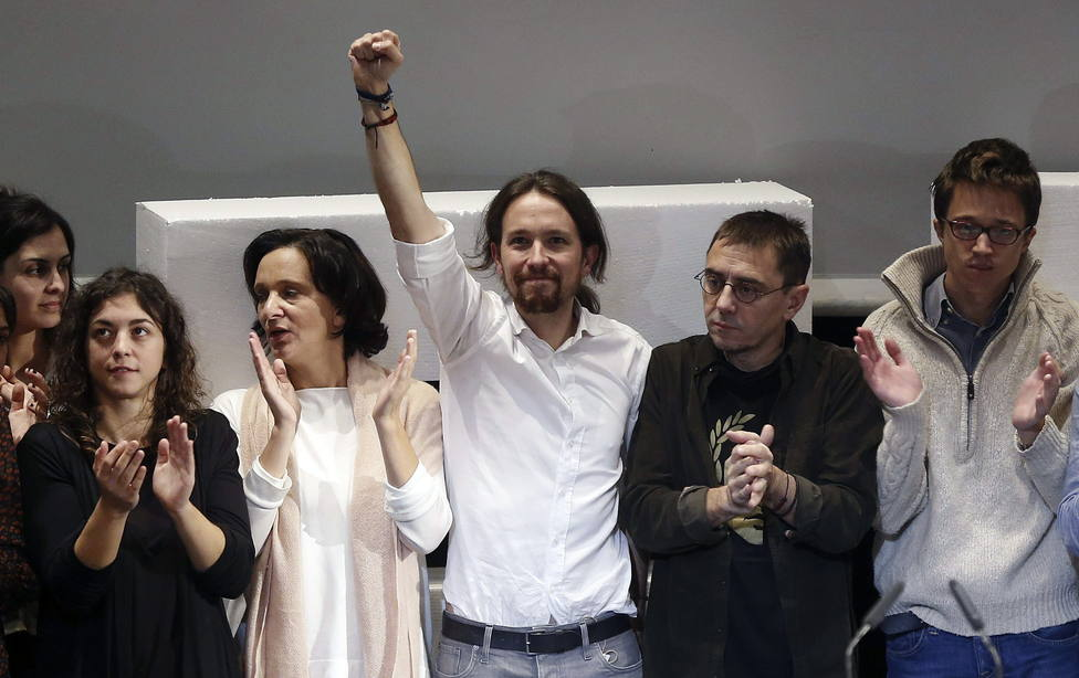 Corrupción en Podemos: del móvil de Dina Bousselham a Neurona y las ayudas de Venezuela e Irán