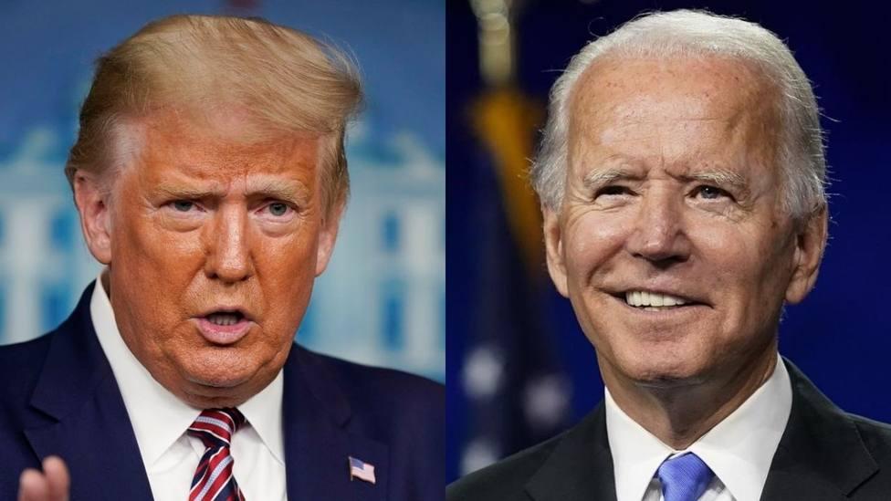 Donald Trump o Joe Biden: descubre en este sencillo test el candidato con el que más te identificas