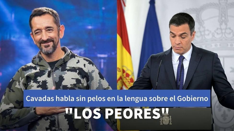 El doctor Cavadas habla sin pelos en la lengua sobre la gestión del Gobierno: Los peores