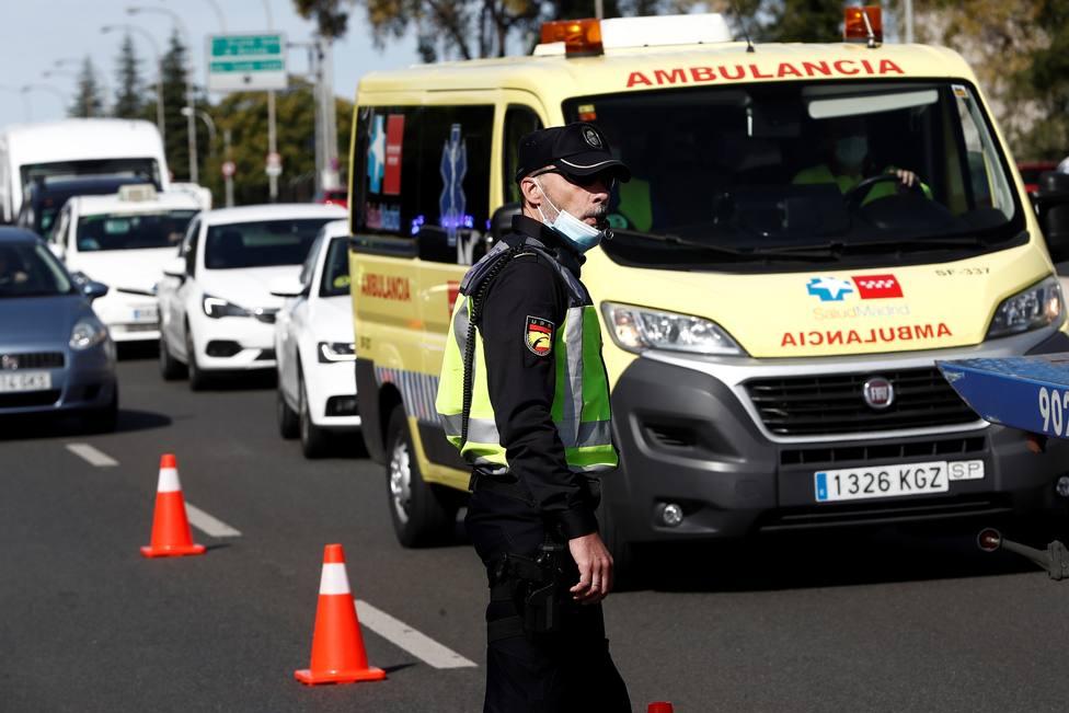 Policías ya pueden acceder a datos sanitarios para vigilar las cuarentenas