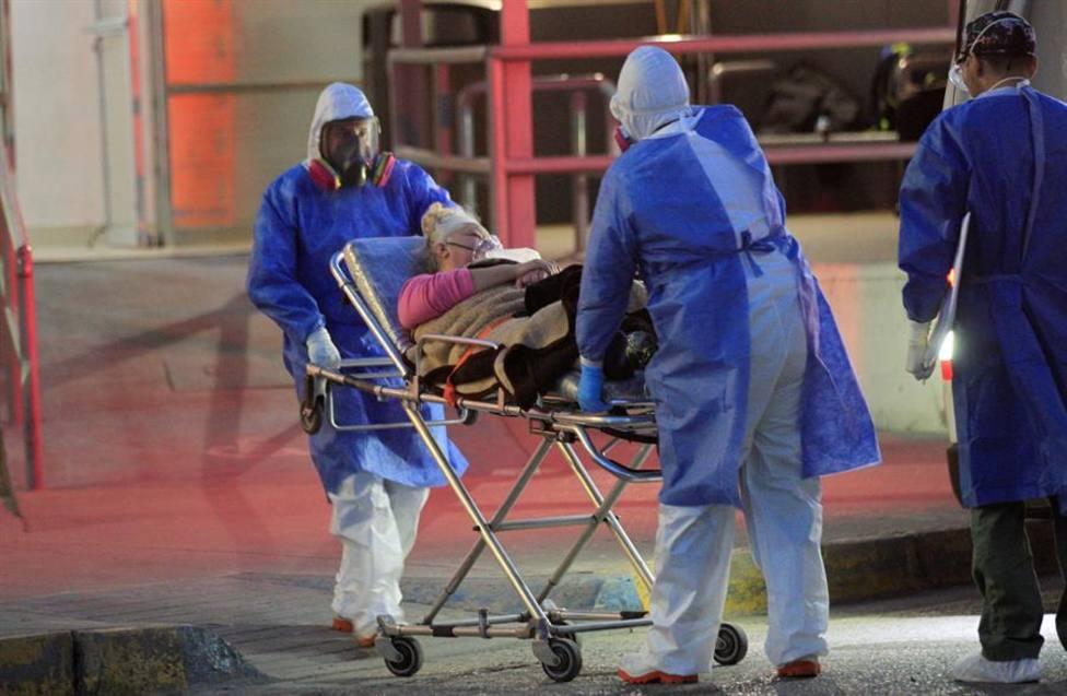 Estados Unidos, India y Brasil los más afectados por la pandemia de coronavirus