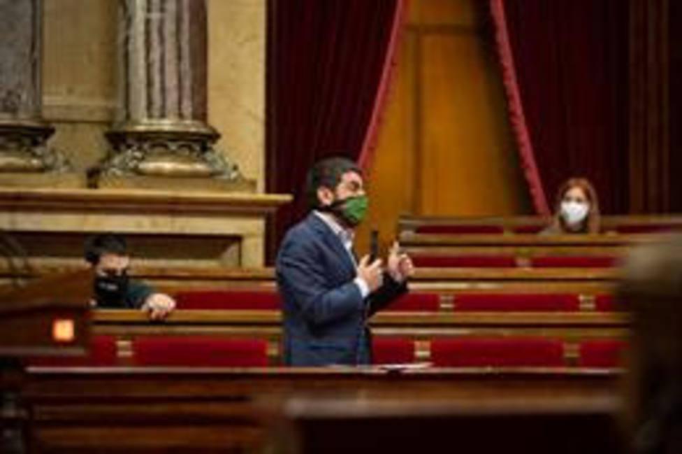 El conseller de Trabajo, Asuntos Sociales y Familias de la Generalitat, Chakir el Homrani - EUROPA PRESS