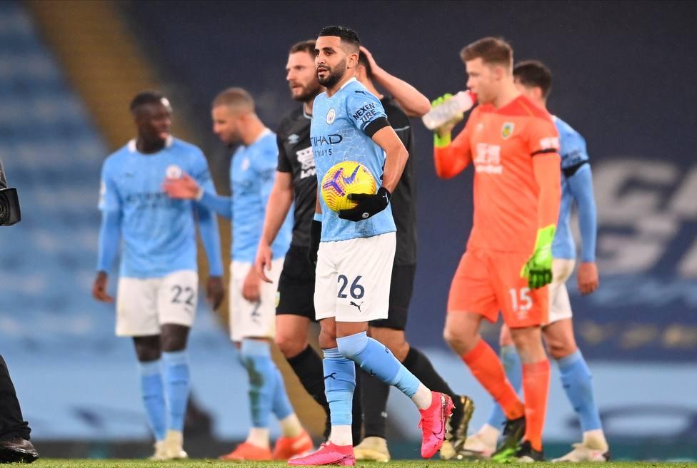 Manchester City vs Burnley FC