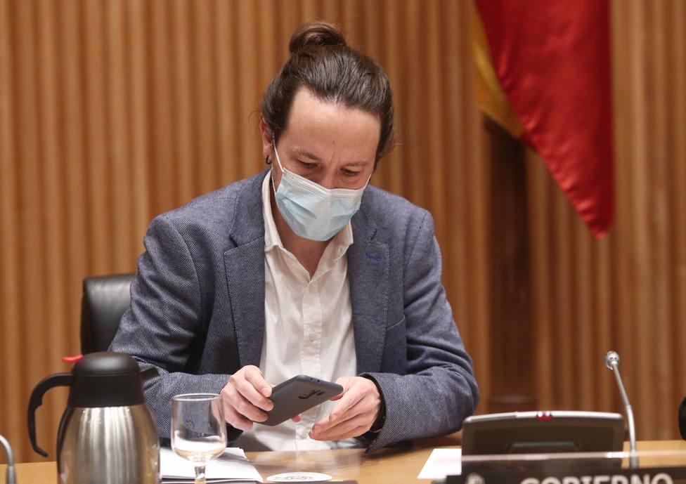 Iglesias replica al PP que si bloquea el CGPJ habrá que cambiar la ley