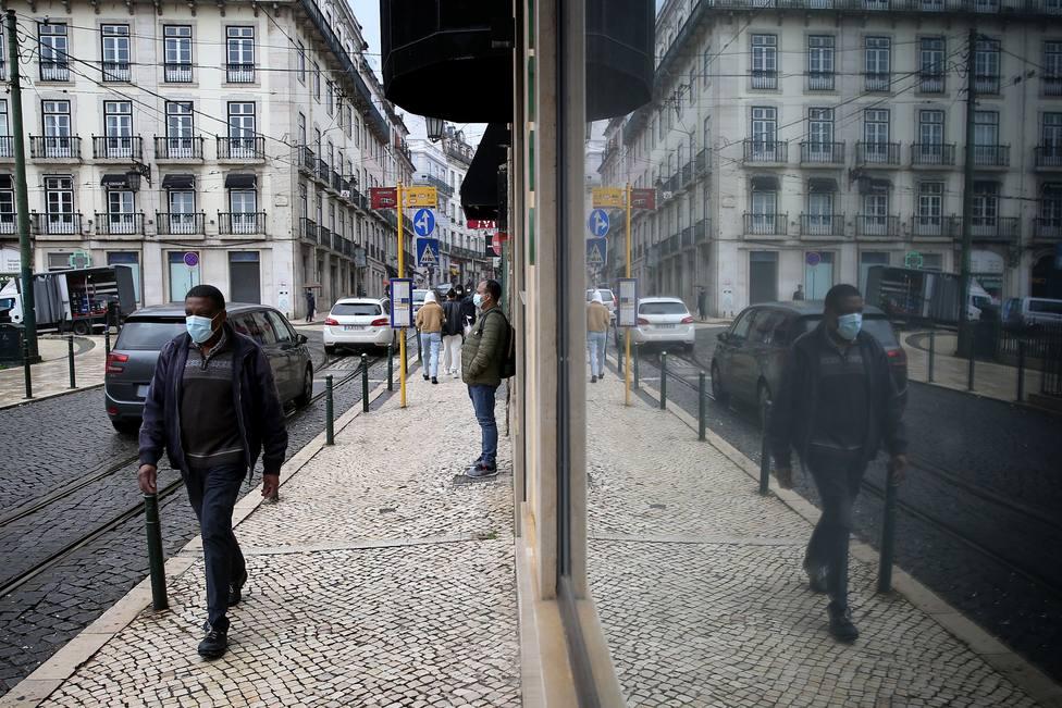 Los contagios se incrementan en Portugal, con un récord que alcanza más de 10.000 casos en el último día
