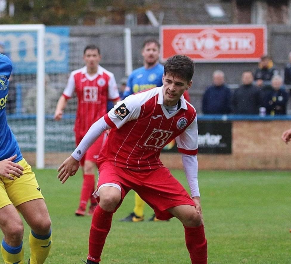 El Lorca FC inscribe en la FFRM a Ionut Casian Anghel