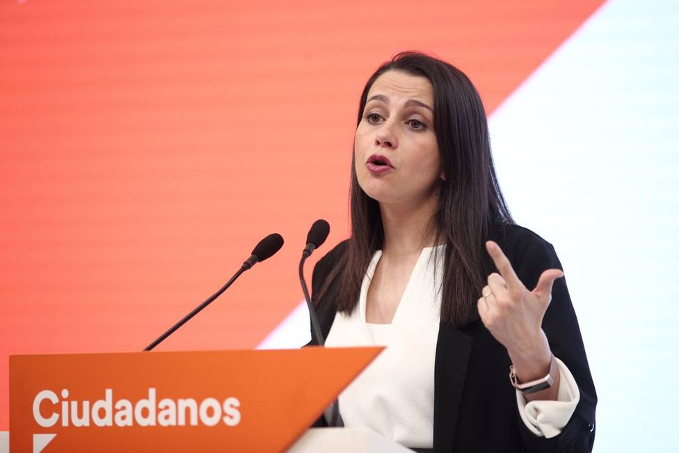 Arrimadas reclama objetividad al Gobierno y declarar a Madrid zona catastrófica