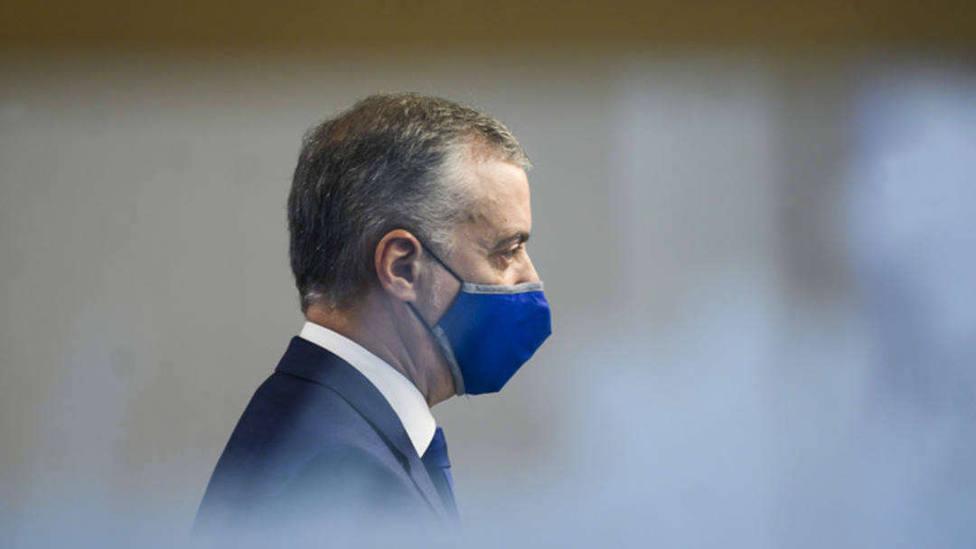 Urkullu pretende aprobar una Ley antipandemia para que las autonomías aliquen sus medidas j