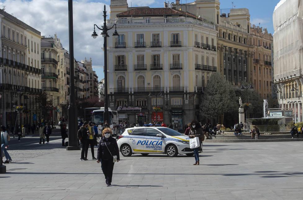 Madrid presenta el recurso contra el cierre perimetral en el puente de San José y Semana Santa