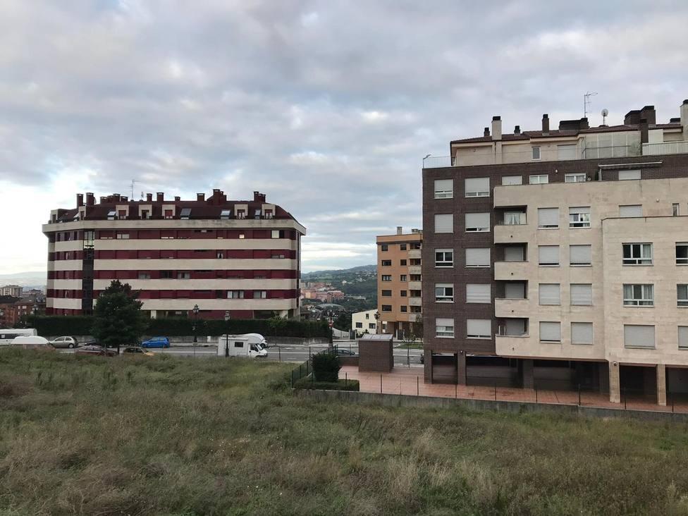 Foto de viviendas (Europa Press)