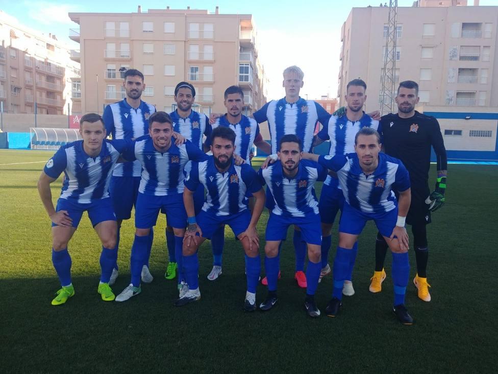 El Águilas FC pendiente de varios casos positivos de COVID19 en su plantilla