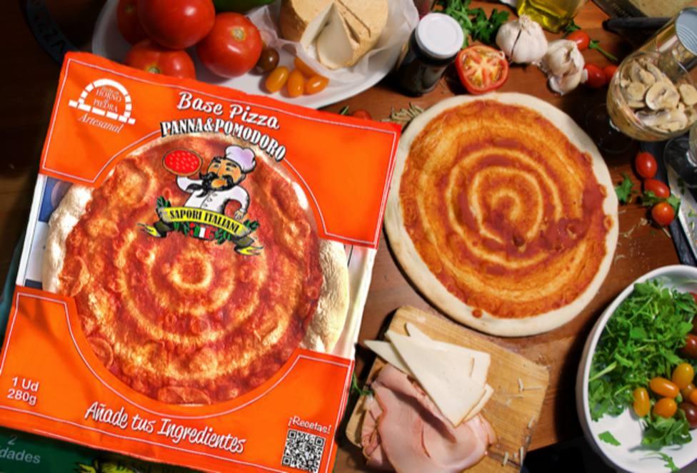 Las pizzas son la especialidad de la marca
