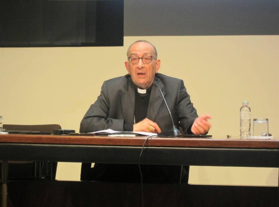 El cardenal Juan José Omella - Europa Press - Archivo