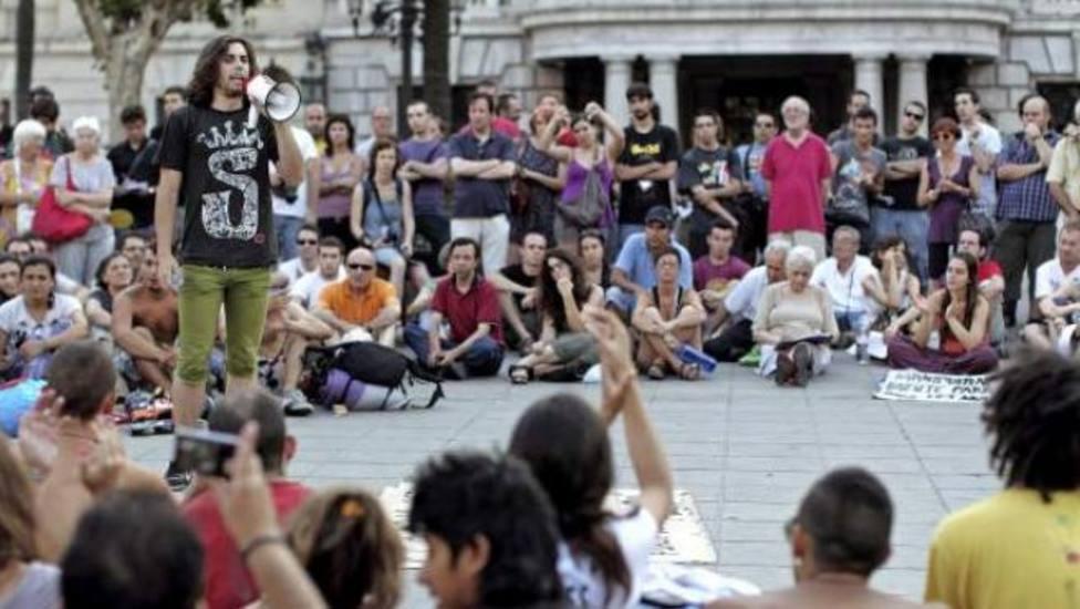 Movimiento 15M en València