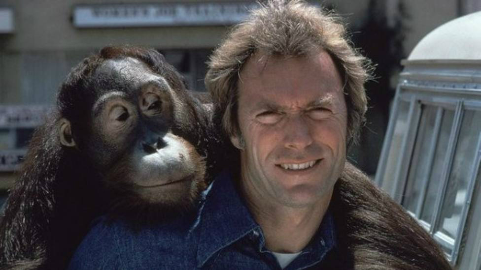 Doble de Clint Eastwood, este domingo, en TRECE