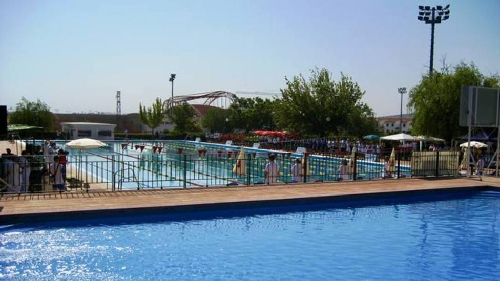 Piscina en Badajoz