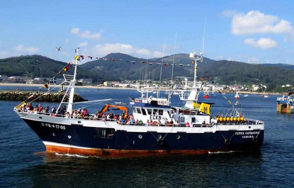Unidad semisumergible eólicas marina, idéntica a la que ya está realizando a día de hoy en Fene