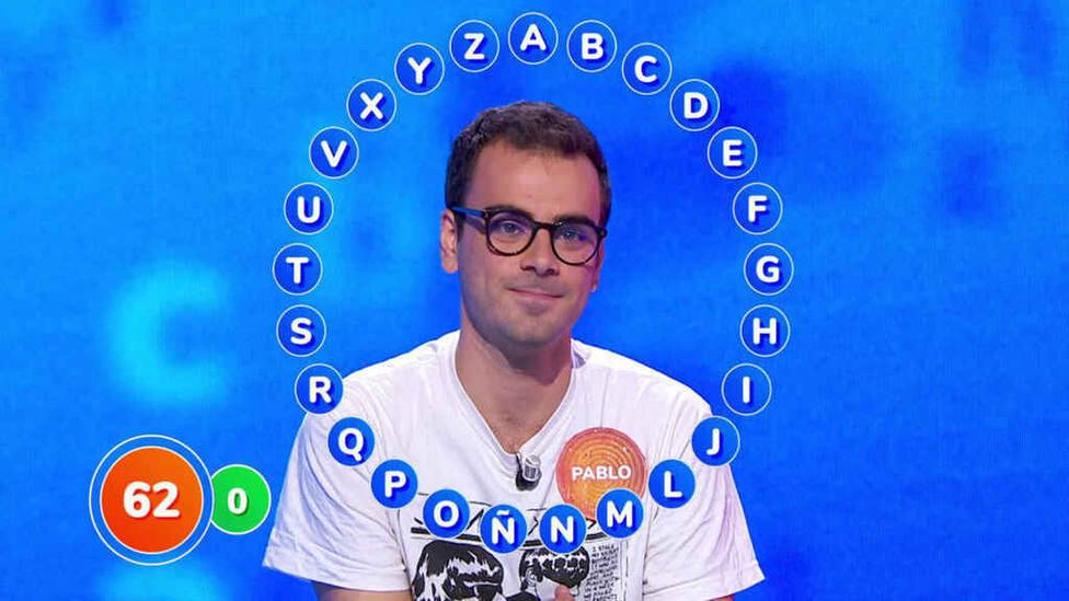 Pasapalabra: ¿cuánto dinero se lleva Pablo Díaz y cuánto se lleva Hacienda?