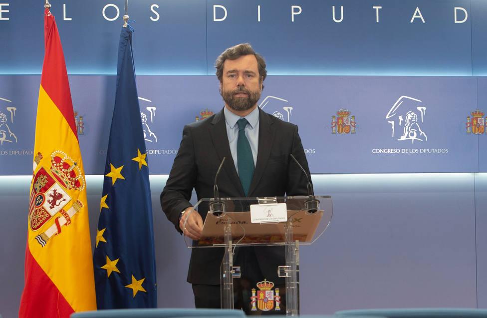 Vox subraya que España debería liderar la acción internacional para liberar a Cuba del yugo comunista