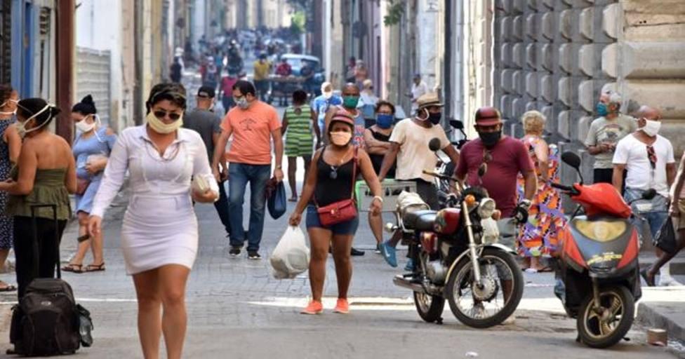 Cuba supera la cifra de 9.000 casos de covid-19 por tercer día consecutivo