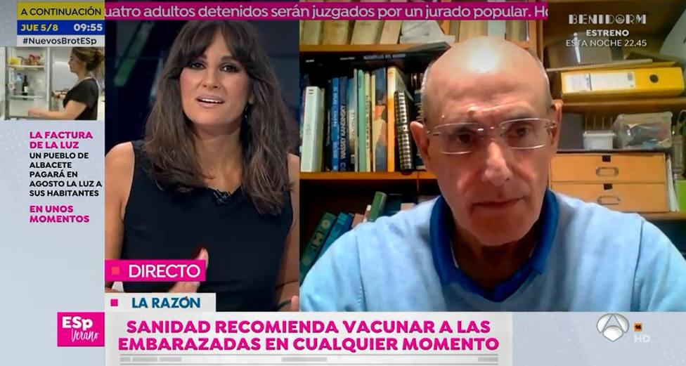 Lorena García no aguanta las lágrimas y se rompe en Espejo Público: Lo hemos pasado regular