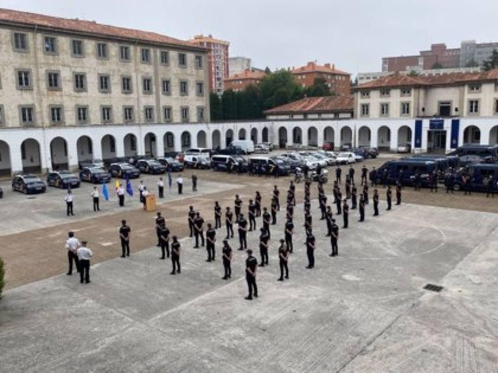 Jefatura Superior de Policía en Oviedo
