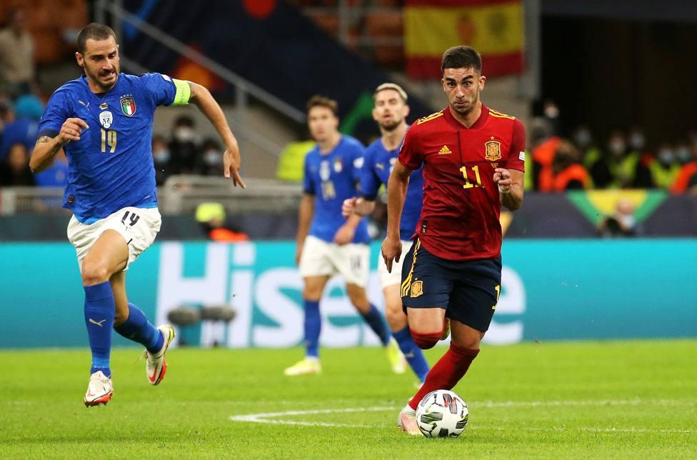 Italy vs Spain