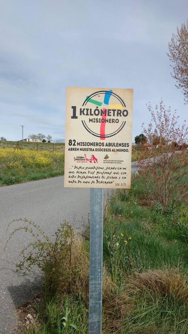 Kilómetro Misionero