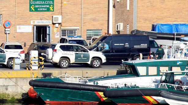 En libertad el copiloto de la lancha que acabó con la vida de un niño en Algeciras