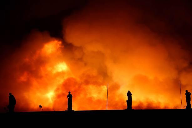 Brasil reconstruirá el Museo Nacional tras el incendio