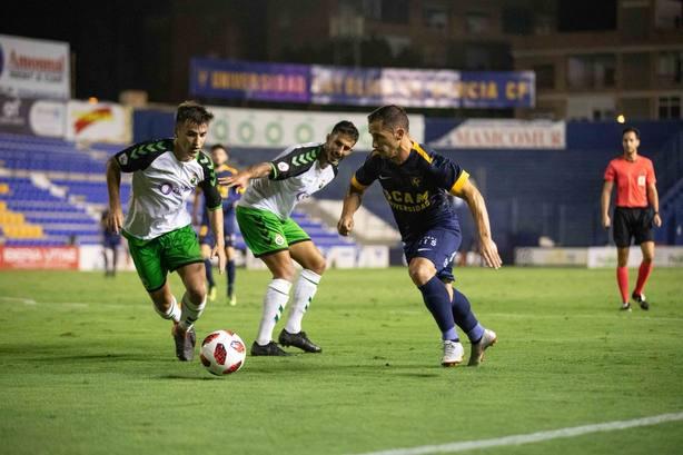 UCAM Murcia ofrece su mejor versión ante el Rácing pero se despide del torneo (0-2)