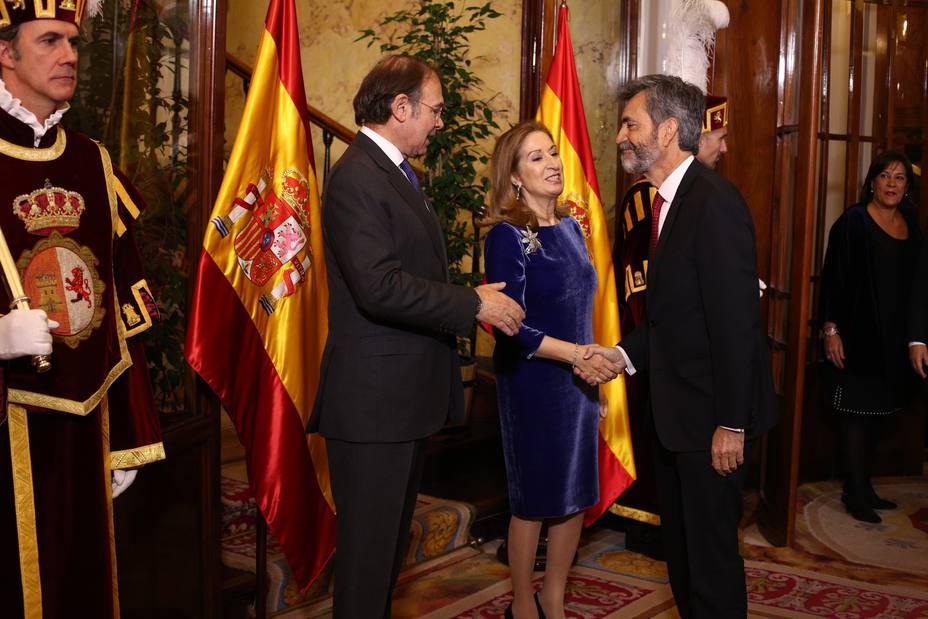 El PP y el PSOE amplían una semana más en el Congreso el plazo para negociar la renovación del CGPJ