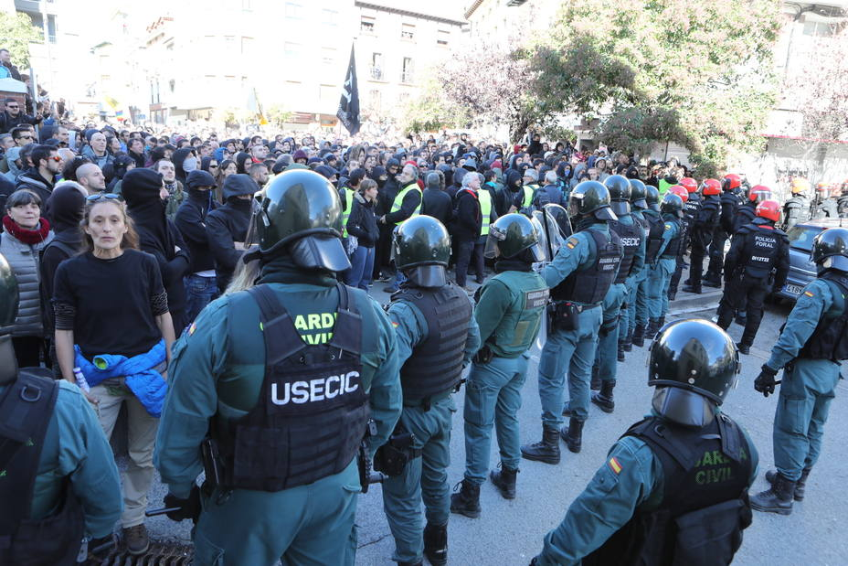 Ciudadanos avisa de que Sánchez quiere sacar a la Guardia Civil de comunidades gobernadas por sus socios nacionalistas