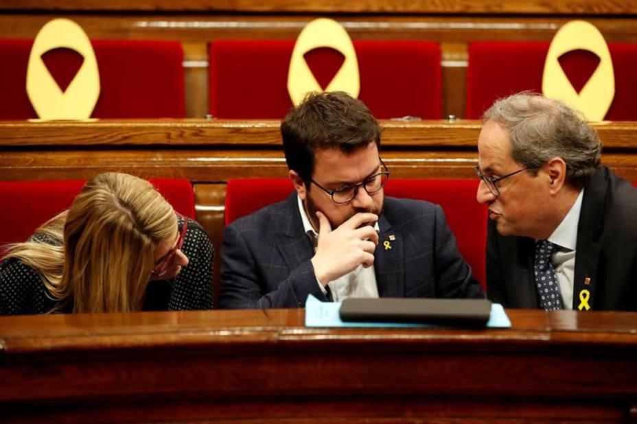 El Govern prevé denunciar a Lesmes y a Picazo por la sentencia de las hipoteca