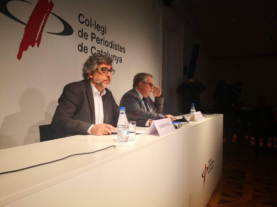 Turull y Sànchez critican el bloqueo de la justicia europea que impone el TC