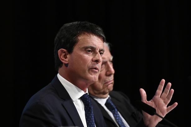 Valls insiste en que el PSC se sume a su candidatura a la Alcaldía de Barcelona para recuperar la ciudad