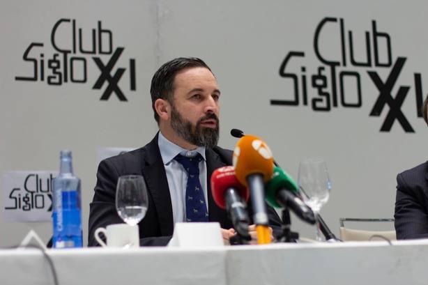 Vox anunciará en marzo sus candidatos electorales y que concurrirá en solitario a las europeas