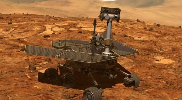 La NASA da por muerto al robot Opportunity que investigó el planeta Marte