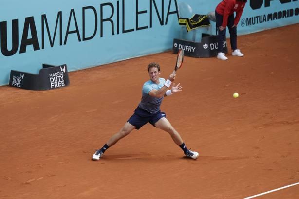Carballés accede a los cuartos de final en el torneo de Buenos Aires