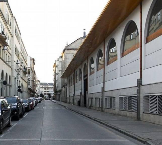 Lugo ya tiene vía libre para hacer la primera calle comercial cubierta de la ciudad