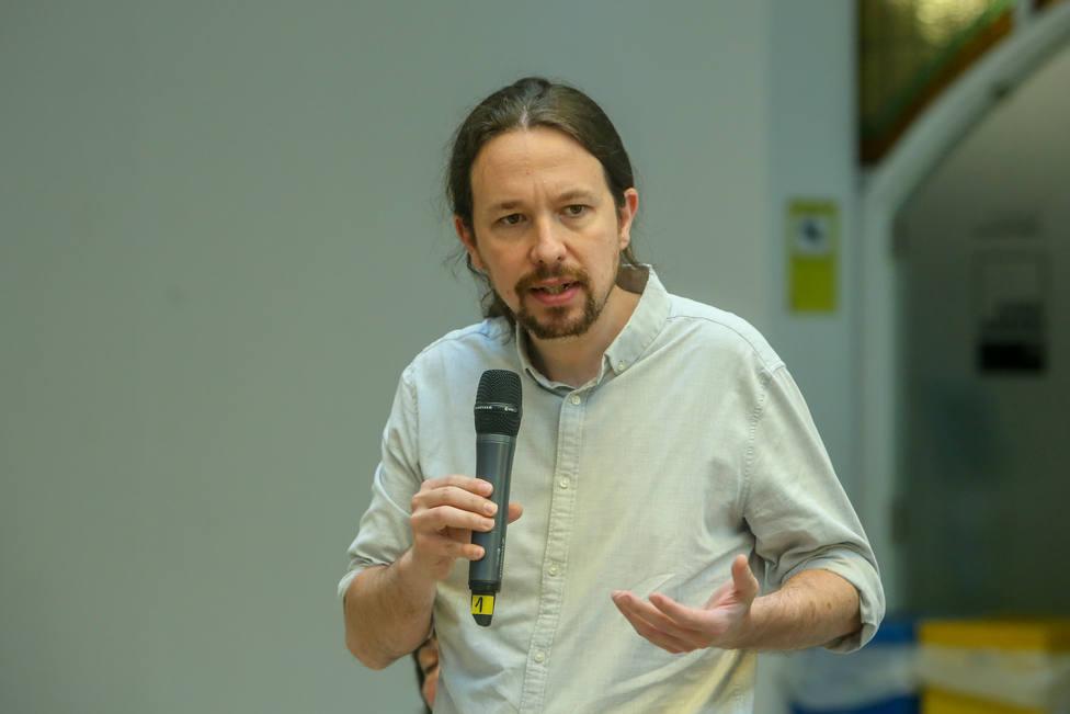 Iglesias acusa al Gobierno de haber hecho un uso instrumental de RTVE al intentar poner el debate el día 23