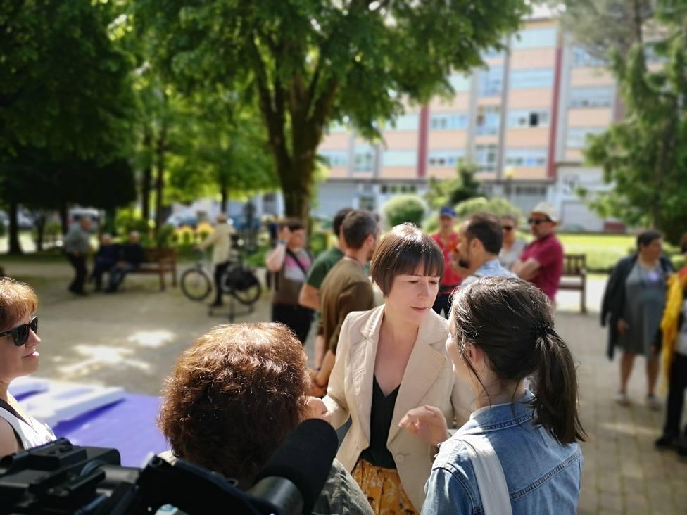 """Pontón propone en Lugo aplicar """"cláusulas de igualdad"""" en los contratos públicos"""
