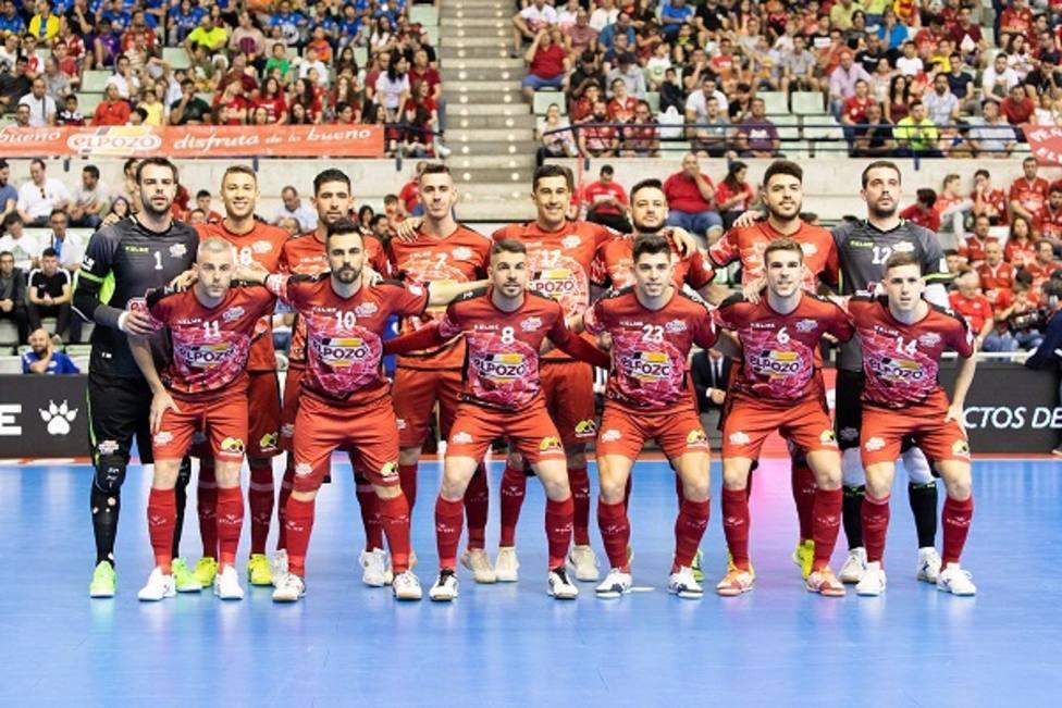 ElPozo Murcia FS llega a semifinales con sufrimiento ante Aspil (4-3)