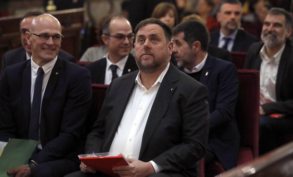Oriol Junqueras pide devolver la cuestión del procés al terreno de la política