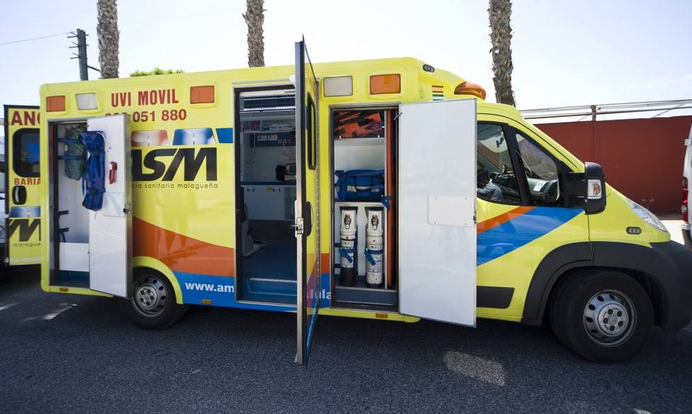La empresa encargada de las ambulancias de Málaga convoca huelga indefinida a partir del miércoles