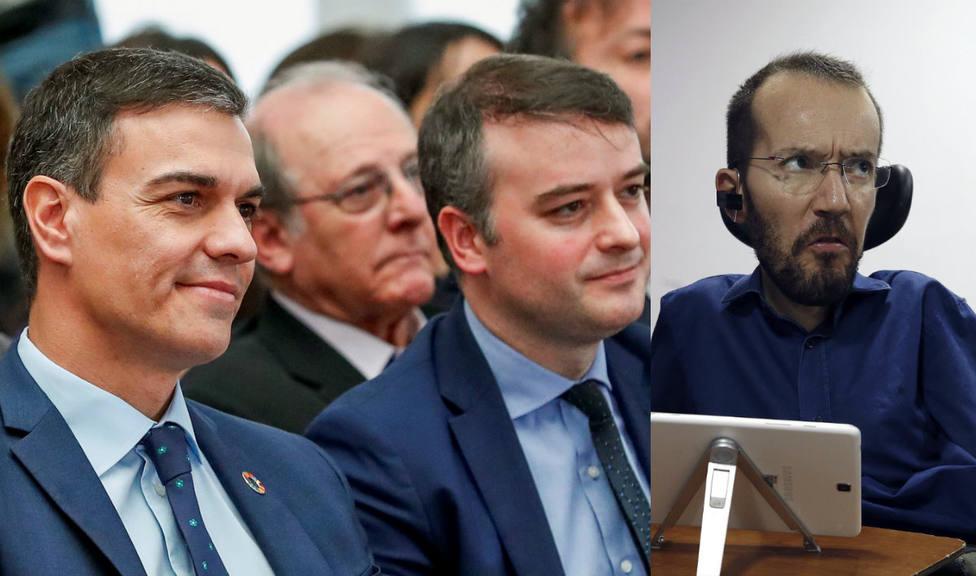 Cuando el gurú de Sánchez dijo que estaría orgulloso de que Echenique fuera vicepresidente